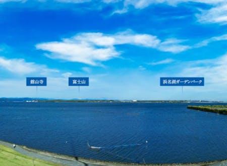 富士山も見えます!(お部屋からの眺望)