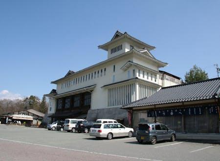 道の駅 通称「そばの城」