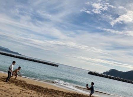 陸前高田の魅力①綺麗な海あり