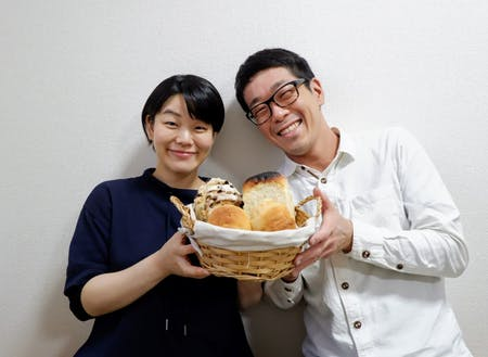 南砺市に移住されパン屋を開業する窪田夫妻。当日は起業について詳しくお話します。