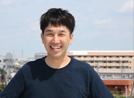 山崎繁雄さん