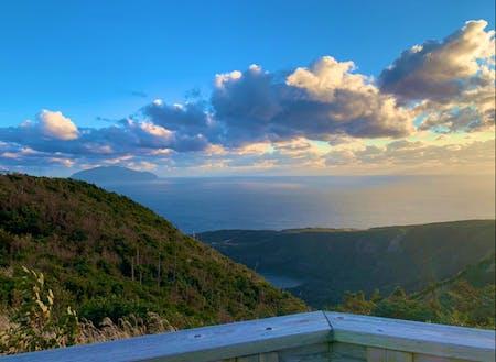 三宅島の綺麗な風景