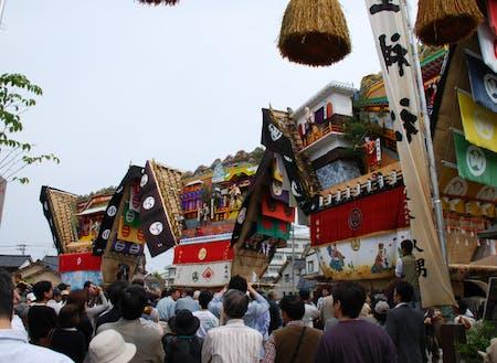 青柏祭(七尾市)