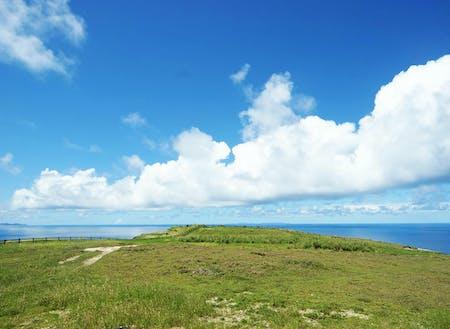 島の最西端マハナ展望台からの絶景