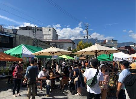 地域の人たちでつくるイベントも(写真は2019年のものです)