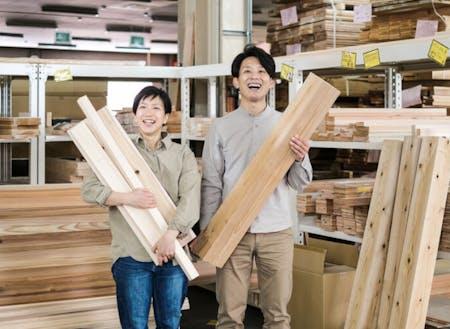 西粟倉・森の学校の営業チーム