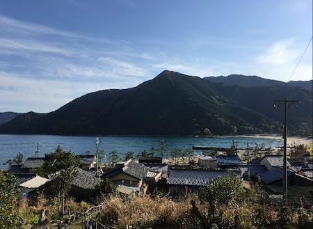 三木里町の眺望