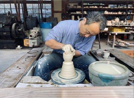 najimiは一つ一つ職人の手で作られています。