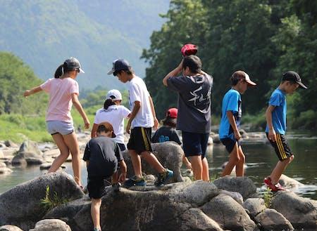 和良川の子どもたち