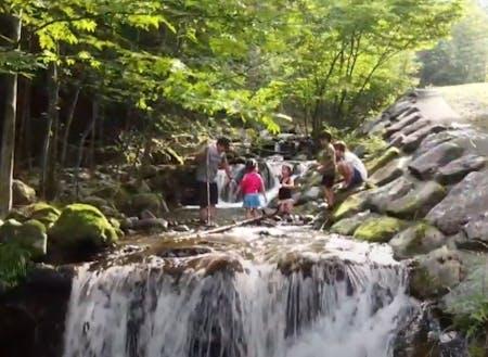 利平茶屋森林公園キャンプ場