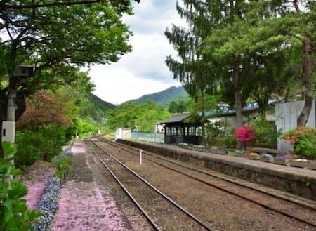 ローカル線・わたらせ渓谷鉄道に乗る