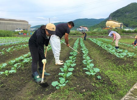 かわら農業塾