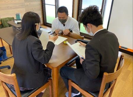 【移住者✖︎地元学生】家具制作プロジェクト