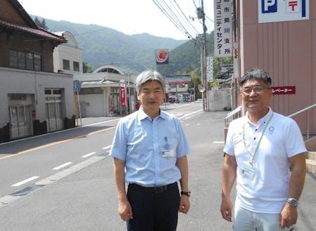美川町の担当者です。一緒に楽しく働きましょう!