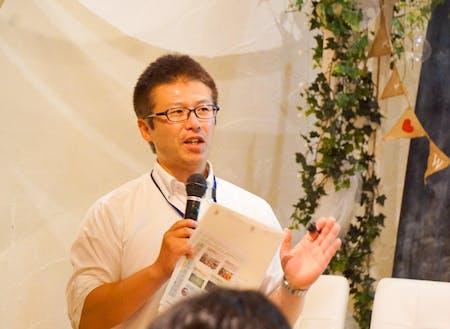 分野や役割を越境する公務員、千葉 智明 氏