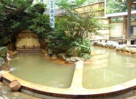 ゲストが住むのは有名な「伊香保温泉」のある渋川市