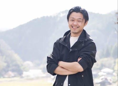 普段はキャンプ場運営・動画配信業を営む藤田さん