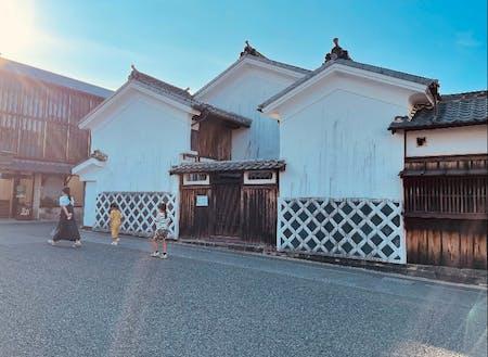 浜崎の町並み