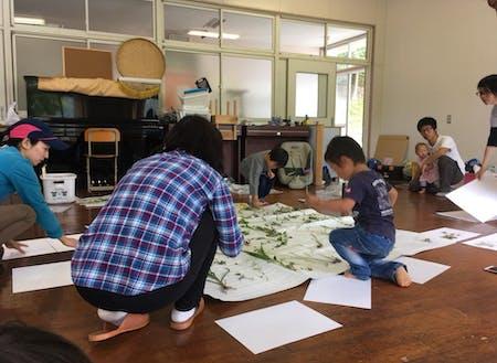 自然を学びの素材にする〔杣の学び舎〕