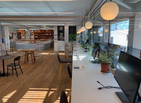 サテライトオフィス 2Fワーキングスペース
