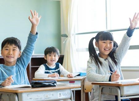 全国的にも高い学力を持つ秋田の子どもたち