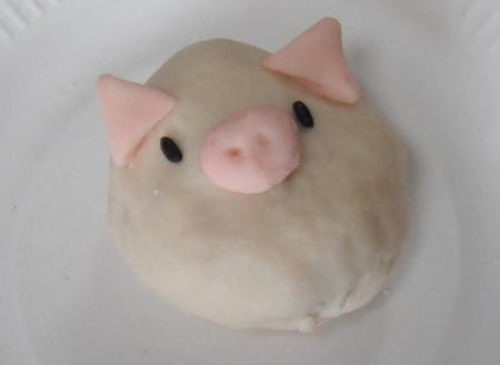 本当に・・・豚まんw