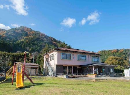 竹野子育てセンター(見学先例)