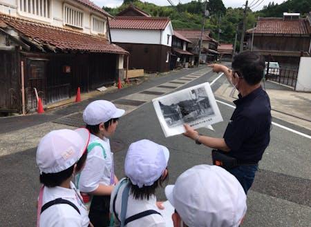 「伝統的建造物群保存地区」の散策