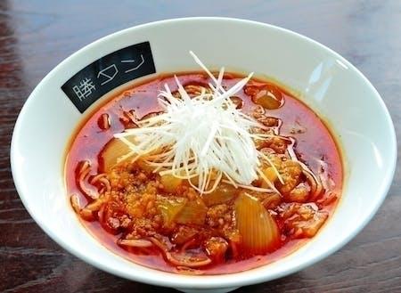 勝浦市のご当地グルメ「勝浦タンタンメン」は市内約50店舗のお店で提供されています。