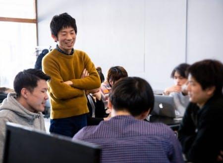 参加者1人1人にメンターが付き、質問対応や人生相談に乗ってくれます