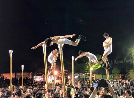 岐阜県飛騨市 古川祭