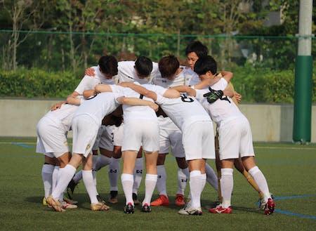 今年に入って選手を募集し始め、チームとしてまとめ上げて、5月に入って神奈川県リーグの試合がスタートしました。