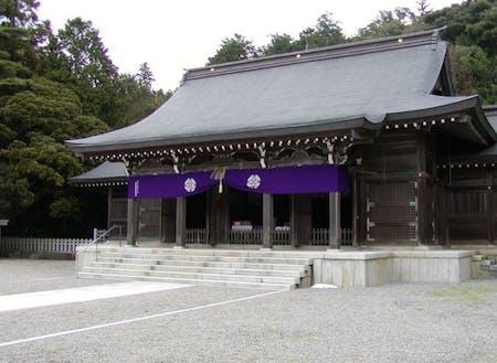 今年御創建80周年を迎える「隠岐神社」