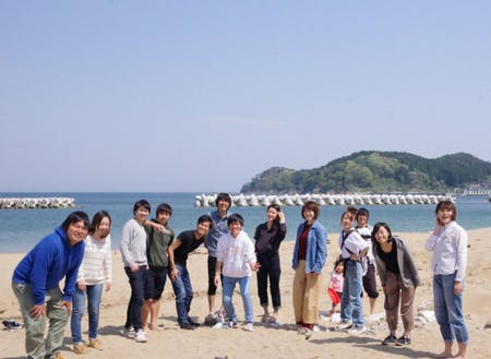 陸前高田市には、多種多様な移住メンバーがいます。一緒に暮らしを楽しみましょう!
