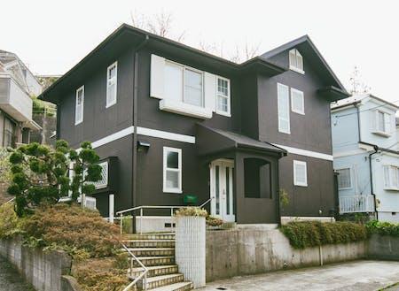 空き家だった鎌倉の物件を会員に提供しています。