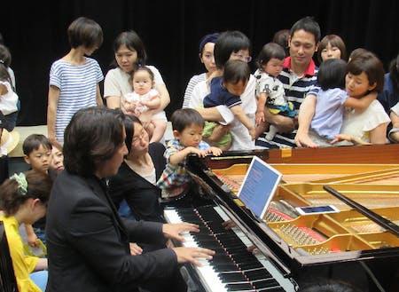 「おんぷの祭典2017」ピアノ:碓井俊樹