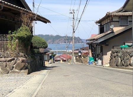 のんびりとした雰囲気が伝わる漁村の暮らし