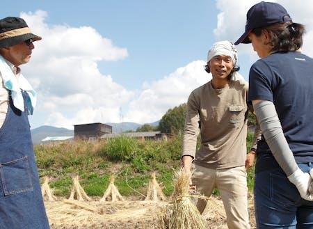 手作りで暮らしを整えることの喜びに触れられるお米農家さん