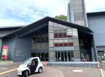 アーティスト・イン・レジデンスの拠点、城崎国際アートセンターはぜひ行ってほしい~!