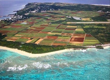 美しい島をめぐる収穫体験ができるカフェを目指しています!