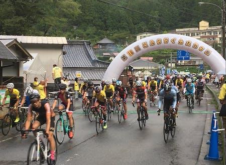 第18回 ヒルクライム大台ヶ原since2001。全国・海外からのサイクリストをお迎えしています!