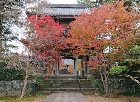 地域の魅力「隆国寺」