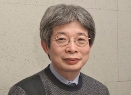 平田オリザさん(青年団主宰)©青木司
