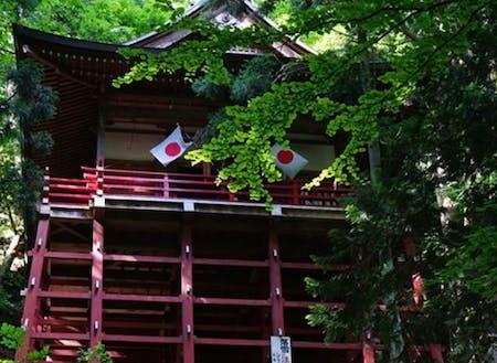 多賀神社(清水観音)