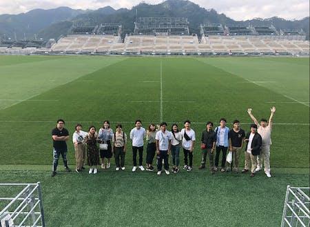 2019年9月にはきっかけ食堂主催のツアーで釜石に訪れました!