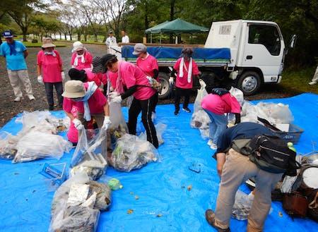 銚子川清掃