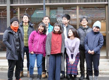 釜石ローカルベンチャーの仲間たち