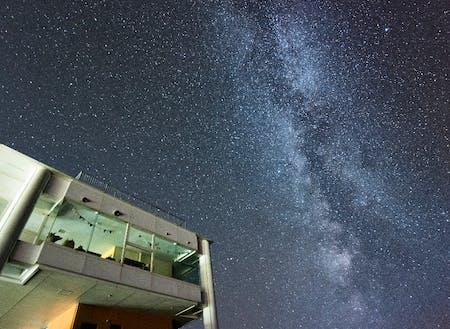 オホーツクの夜空は息を飲むほど美しいです