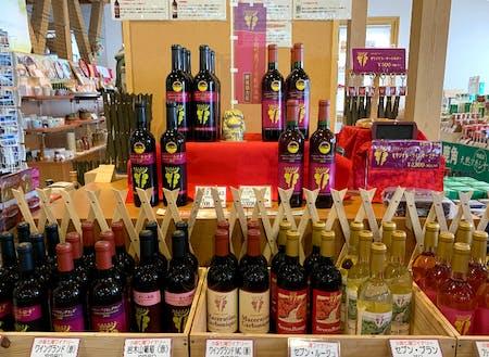 小坂七滝ワイナリー ワイン一覧(2021年3月)
