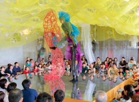 伝統文化と最先端のアートが響きあう「奥能登国際芸術祭」